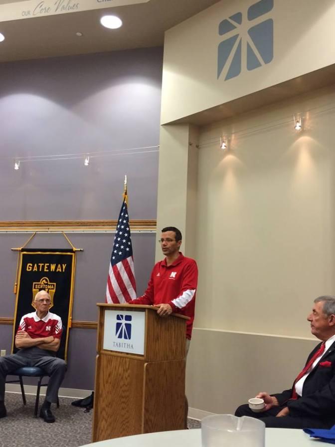 10/1 Speaker: Husker Basketball Coach, Tim Miles