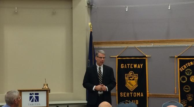 2/25 Speaker: Joe Kelly – Lancaster County Attorney