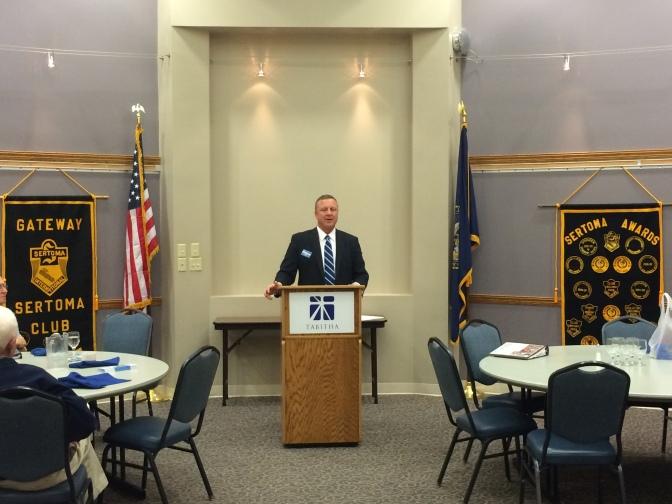 3/11 Speaker: Andy Stebbing, Lancaster County Treasurer / Candidate for Mayor